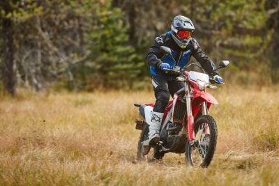 2019 Honda CRF450L for sale