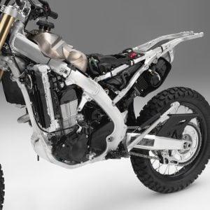 2019 Honda CRF450L tires