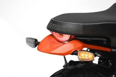 2019 Ducati Scrambler Icon rear tail