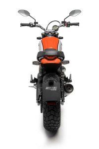 2019 Ducati Scrambler Icon rear
