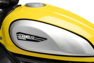 2019 Ducati Scrambler Icon Yello
