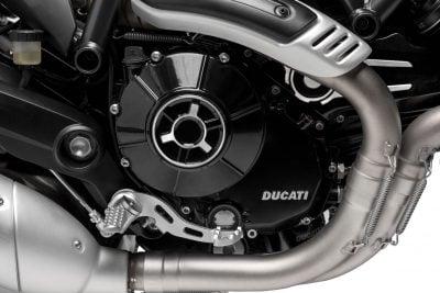 2019 Ducati Scrambler Icon engine torque