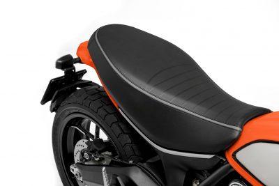 2019 Ducati Scrambler Icon new seat