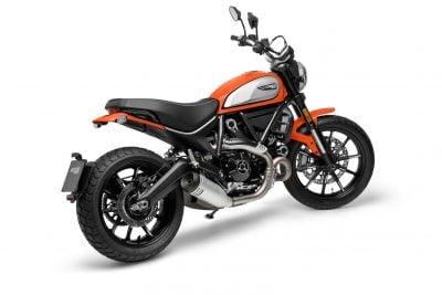 2019 Ducati Scrambler Icon orange