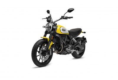 2019 Ducati Scrambler Icon seat height