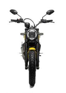 2019 Ducati Scrambler Icon yellow
