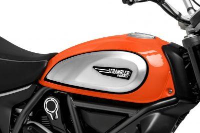2019 Ducati Scrambler Icon gas tank