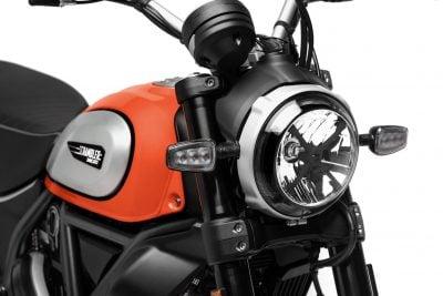 2019 Ducati Scrambler Icon LED turn signals