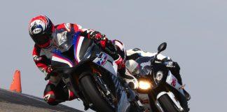 BMW HP4 Race Test - Arthur Coldwells Buttonwillow