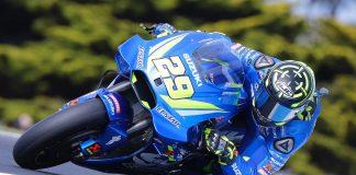 Suzuki's Andrea Iannone