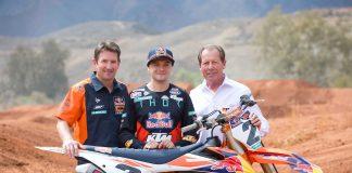 Cooper Webb Joins KTM for 2019 450 Supercross & Motocross Championships