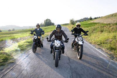 2019 Ducati Scrambler Full Throttle, Cafe Racer, Desert Sled