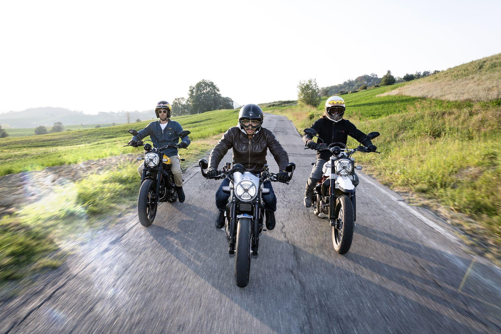 2019 Ducati Scrambler Updates Full Throttle Cafe Racer Desert Sled
