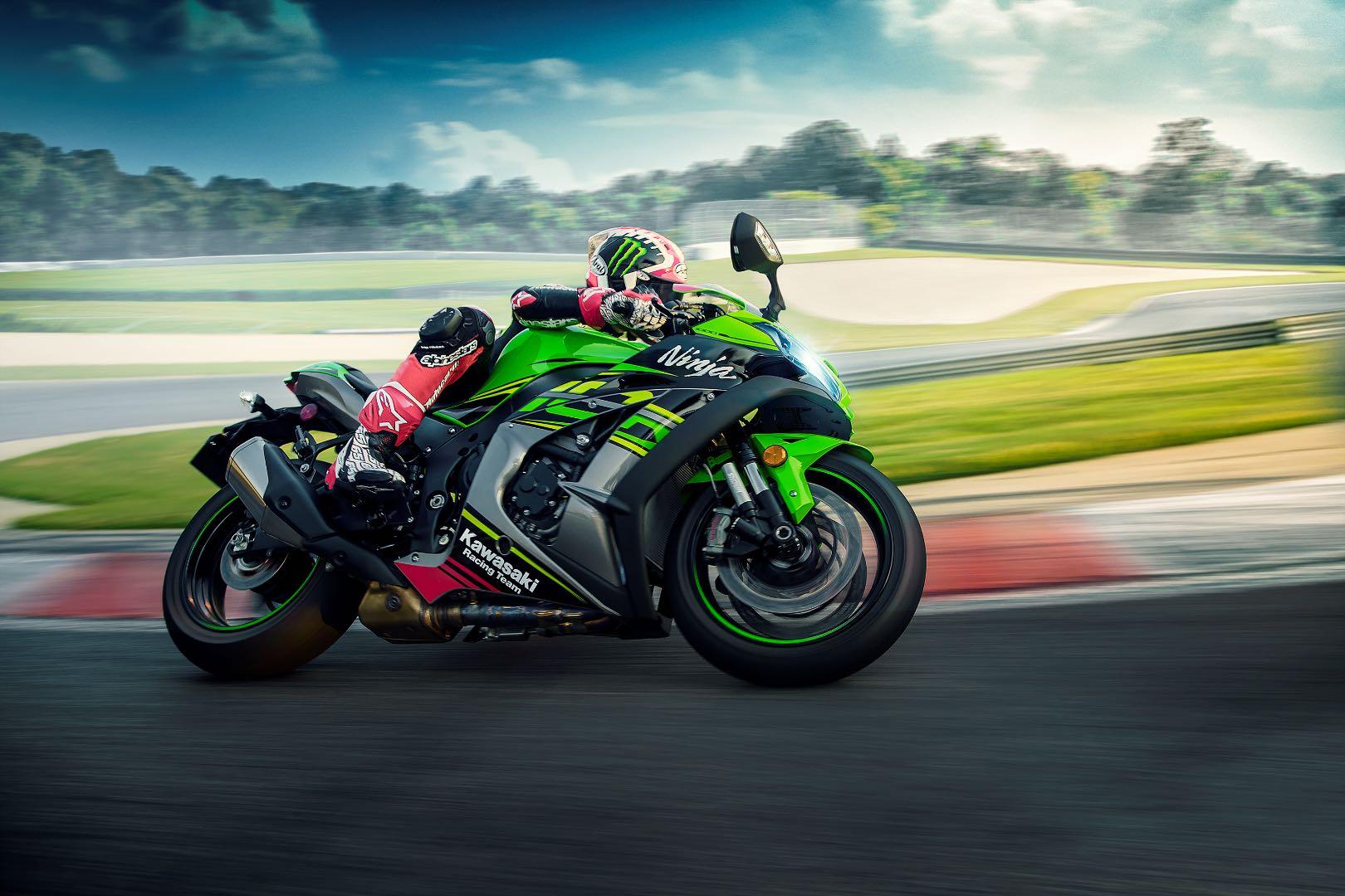 2019 Kawasaki Ninja Zx 10r And Zx 10rr Updates First Look