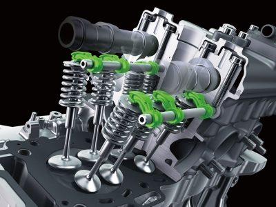 2019 Kawasaki ZX-10R engine