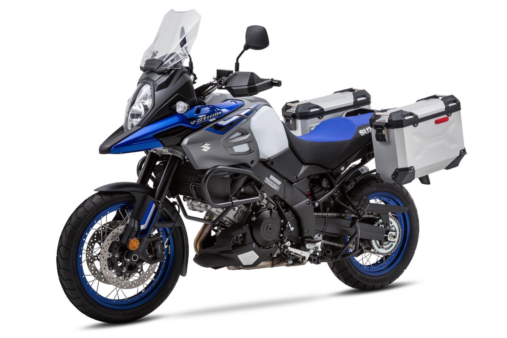 2019 Suzuki V-Strom 1000XT Adventure specs