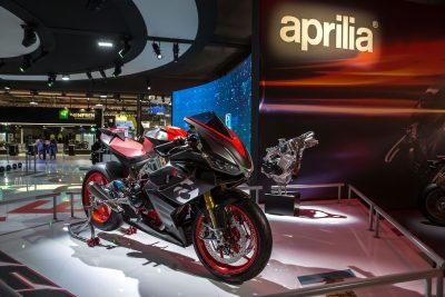 Aprilia Concept RS 660 unveiled
