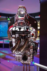 Aprilia Concept RS 660 engine size