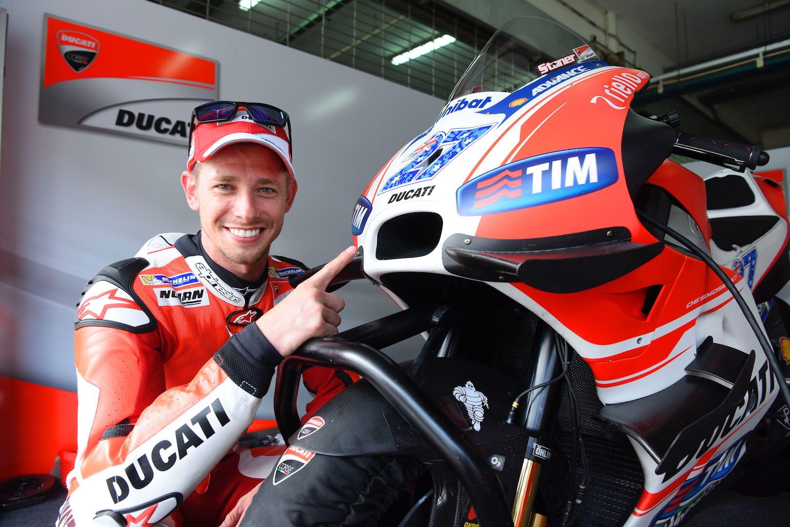 Casey Stoner & Ducati Part Ways (Brand Ambassador and Tester)