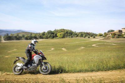 2019 Ducati Multistrada 1260 Enduro DRE Course