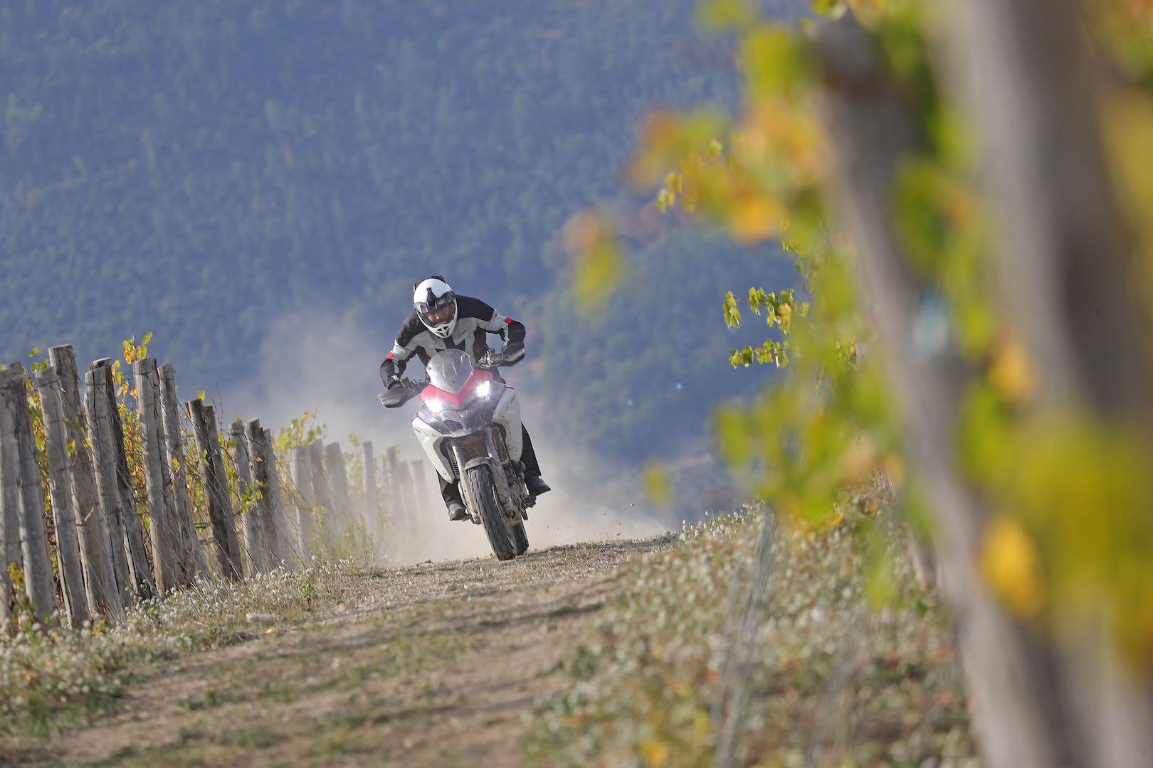 2019 Ducati Multistrada 1260 Enduro Dakar style