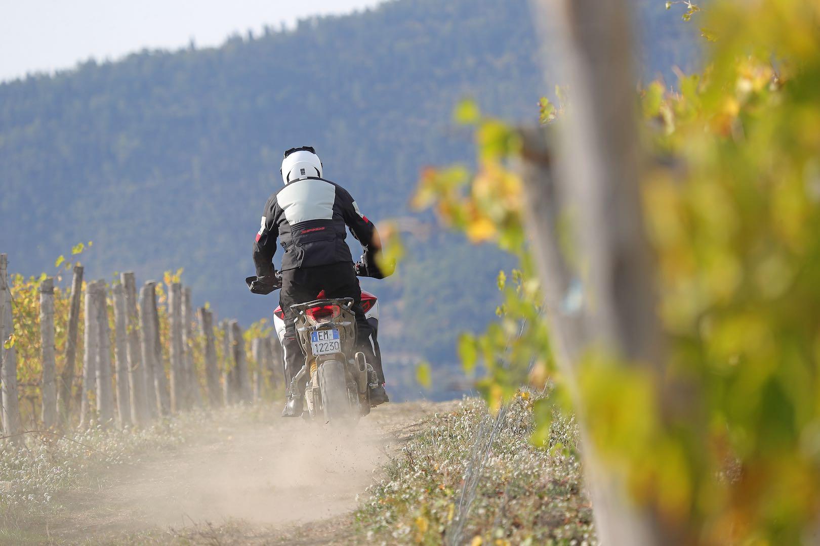 2019 Ducati Multistrada 1260 Enduro wheel
