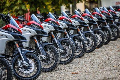 2019 Ducati Multistrada 1260 Enduro test