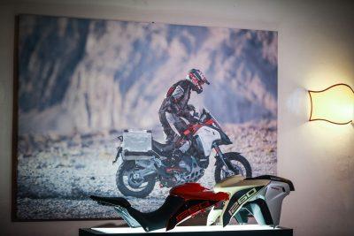 2019 Ducati Multistrada 1260 Enduro paiting