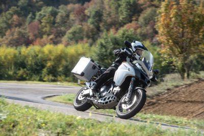 2019 Ducati Multistrada 1260 Enduro on road