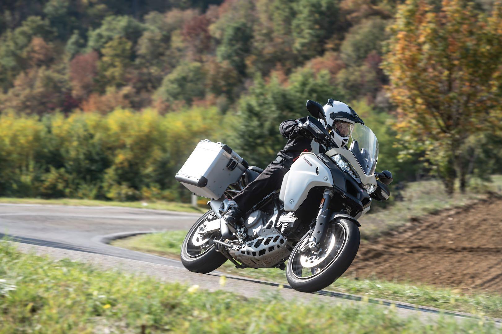 2019 Ducati Multistrada 1260 Enduro Test | Conservative Maniac