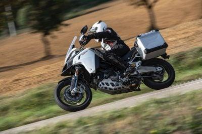 2019 Ducati Multistrada 1260 Enduro touratech luggage