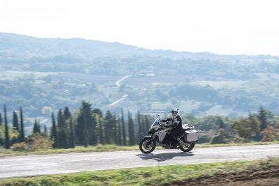 2019 Ducati Multistrada 1260 Enduro touring Italy