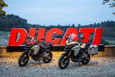2019 Ducati Multistrada 1260 Enduro colors