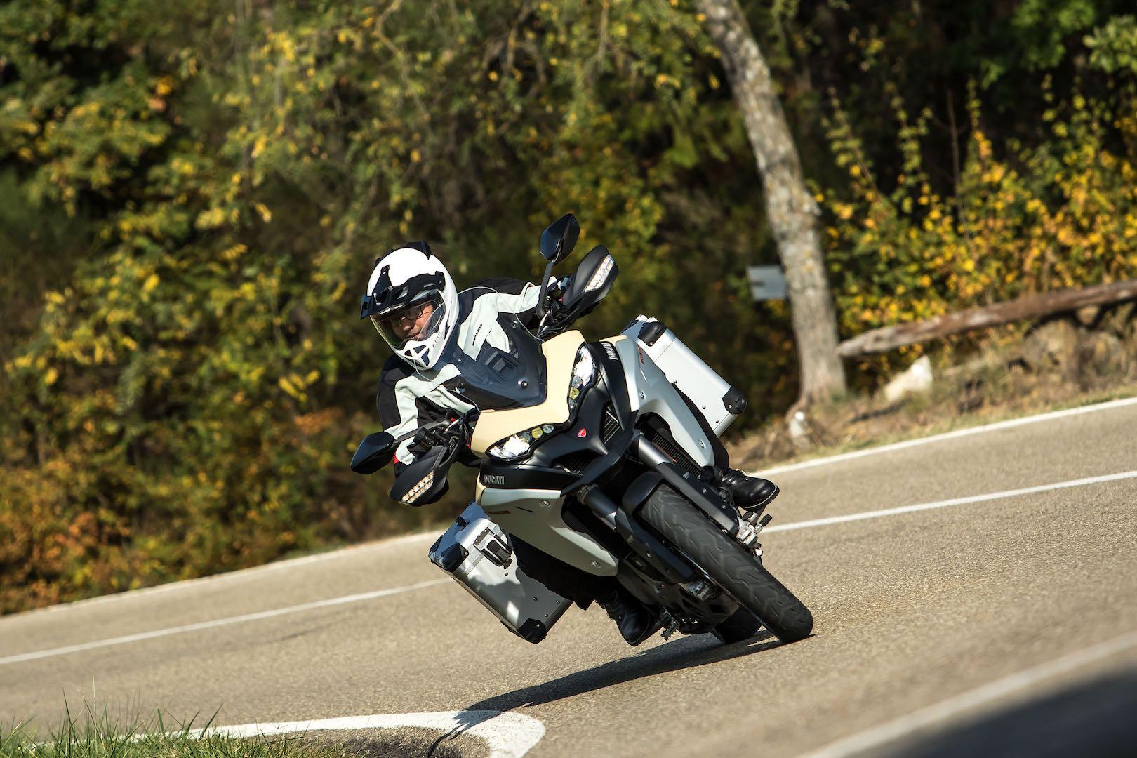 2019 Ducati Multistrada 1260 Enduro top speed