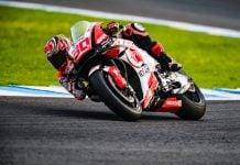 Jerez MotoGP Test Takaaki Nakagami