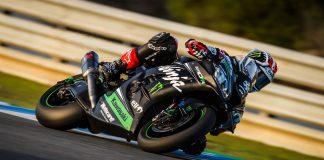 2019 Jerez World SBK Pre-Season Test Results: Kawasaki's Jonathan Rea