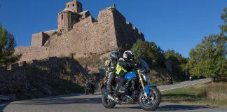 "Leod Escapes Pyrenees to Aragón ""Track & Tour"" on road passenger"