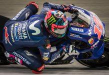 2018 Valencia MotoGP Post-Season Test Maverick Vinales