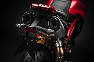2019 Ducati Hypermotard 950 exhaust
