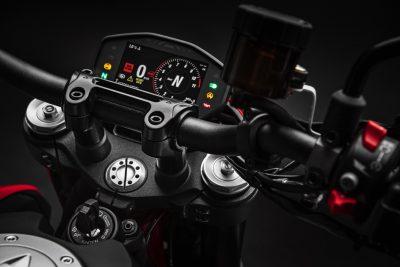 2019 Ducati Hypermotard 950 guages