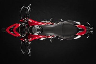 2019 Ducati Hypermotard 950 profile