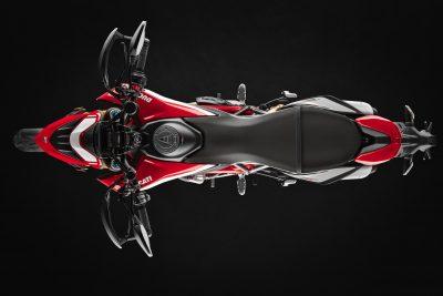 2019 Ducati Hypermotard 950 SP Profile