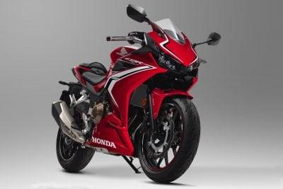 2019 Honda CBR500R first look
