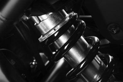 2019 Honda CBR500R rear shock