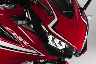2019 Honda CBR500R LED lights