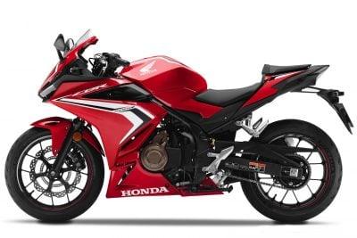 2019 Honda CBR500R price