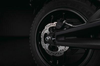 2019 Zero DSR rear suspension