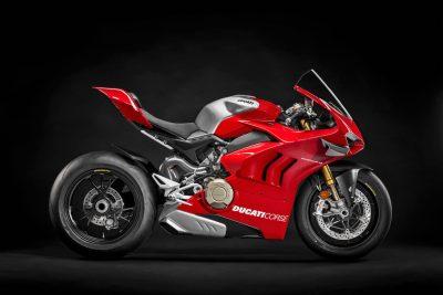 2019 Ducati Panigale V4 R engine horsepower