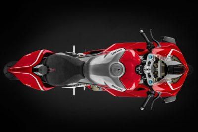 2019 Ducati Panigale V4 R top profile