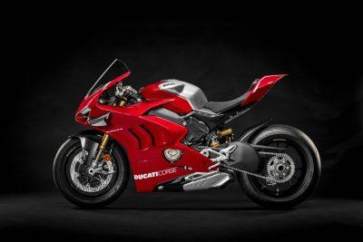 2019 Ducati Panigale V4 R left side